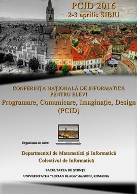 PCID 2016